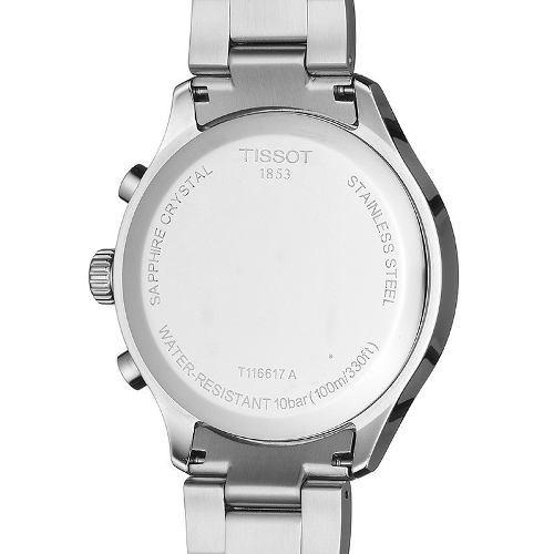 reloj tissot chrono xl classic t1166171105701 hombre