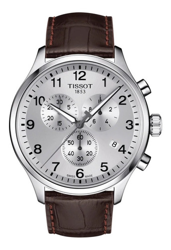reloj tissot chrono xl classic t1166171603700 hombre agente
