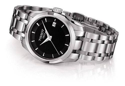 reloj tissot couturier t0352101105100 mujer agente oficial