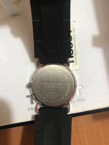 reloj tissot - cristal safiro  - excelente precio -