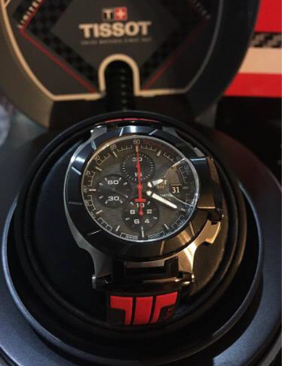 Reloj Tissot Edici 243 N Limitada Motogp 2014 17 000 00 En