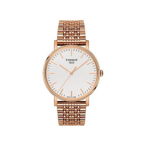 reloj tissot everytime medium  t1094103303100 unisex origial