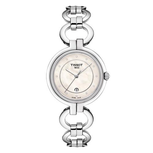 reloj tissot flamingo para dama original t0942101111600
