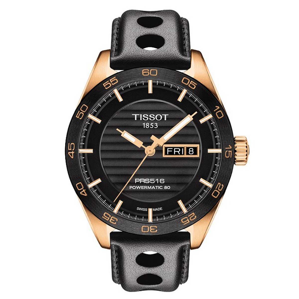 a88b39fde5a4 Reloj Automático Tissot Prs 516 Para Hombre T100430360510 ...