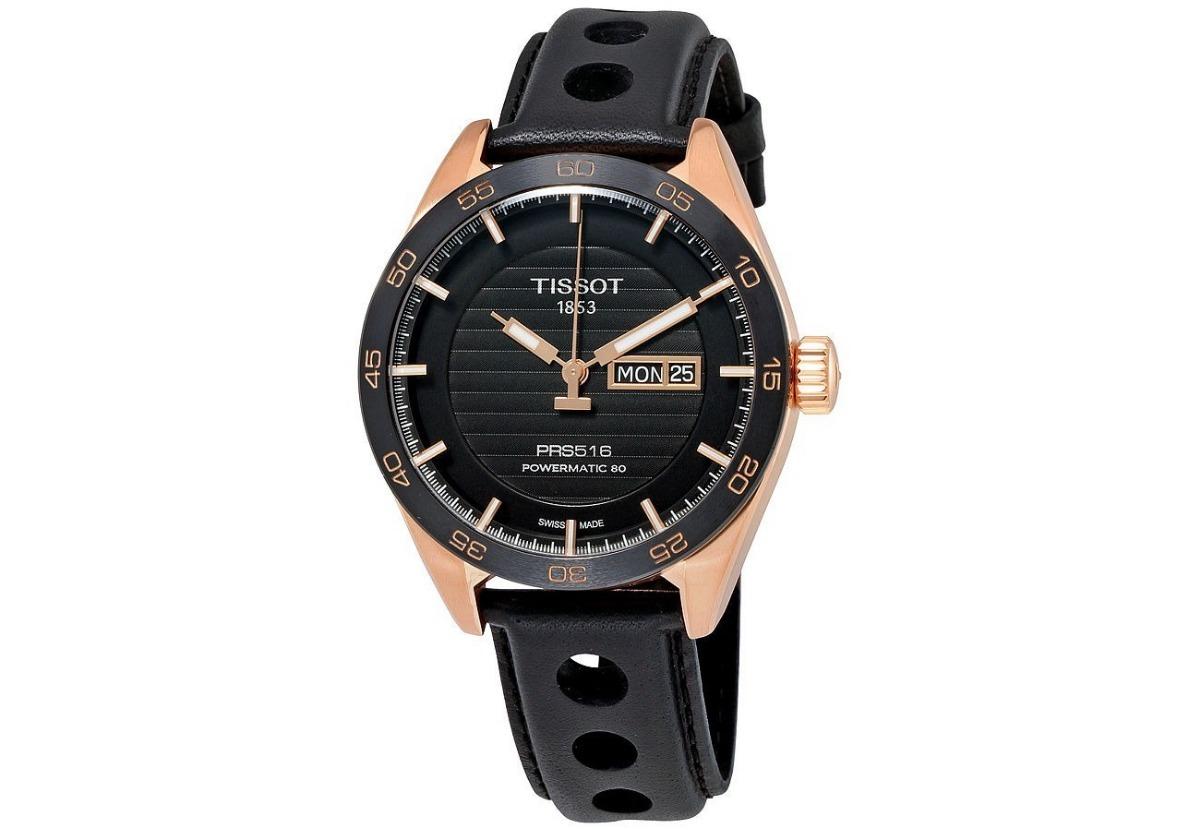 9f55b70d391d Reloj Tissot Prs 516 Powermatic 80 T1004303605100 Hombre -   65.995 ...