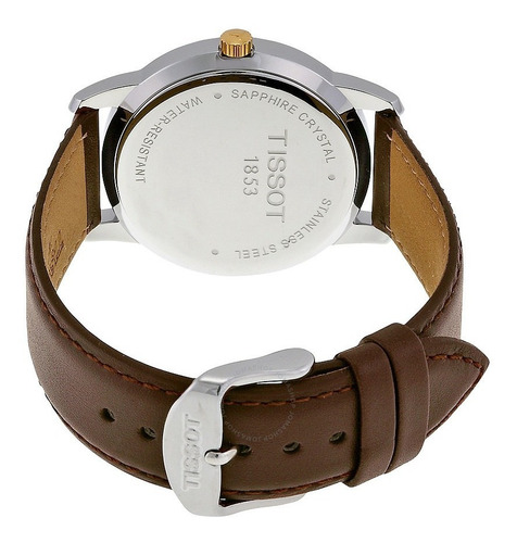 reloj tissot hombre - classic dream t0334102601101