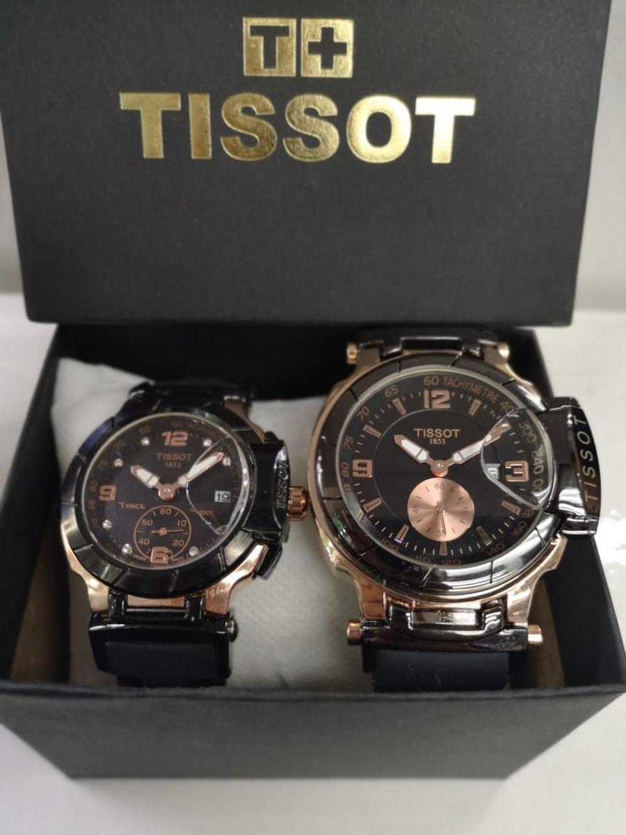 8b1b8ab3033c reloj tissot hombre y mujer 2x1 oferta calendario funcional. Cargando zoom.