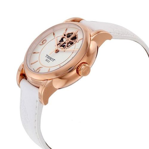 reloj tissot lady heart powermatic original t0502073701704