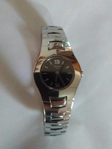 reloj tissot original para damas como nuevo modelo l520