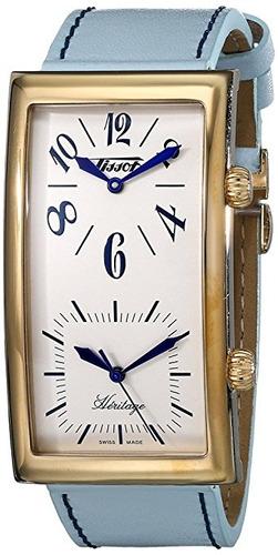 reloj tissot patrimonio t femenino