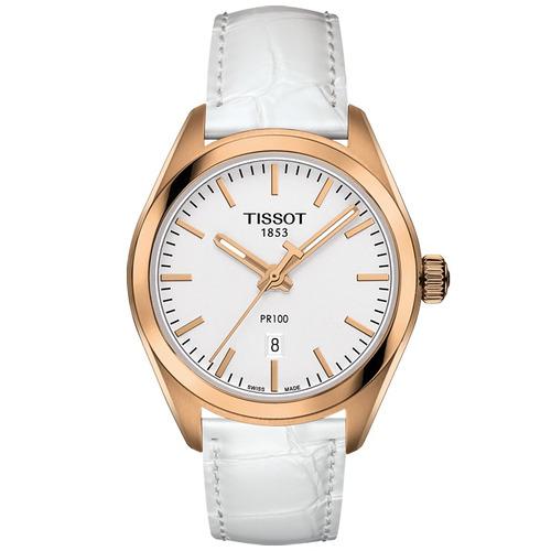 reloj tissot pr 100 lady t1012103603101 cara plata ghiberti
