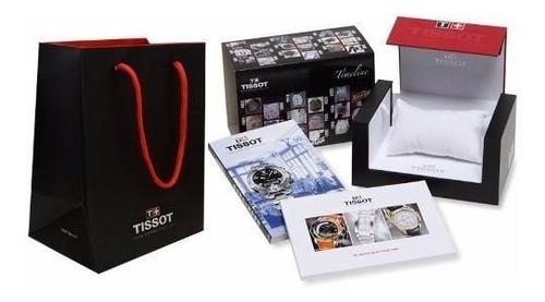 reloj tissot pr 100 t1014101105100 hombre | envío gratis