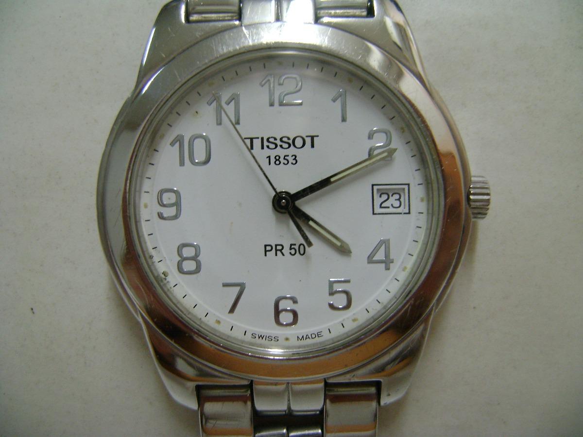 245a2174fe49 Reloj Tissot Pr 50 Original Suizo Vintage -   2