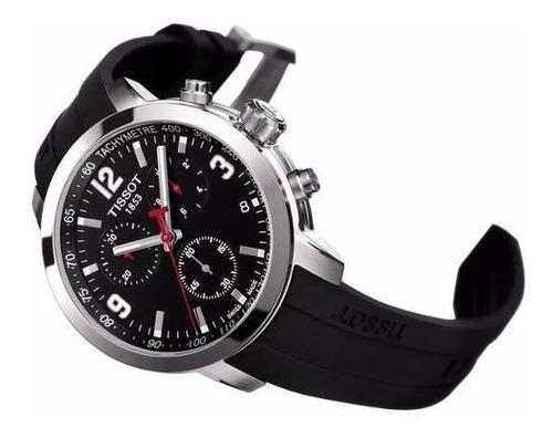 reloj tissot prc 200 chronograph t0554171705700 envío gratis
