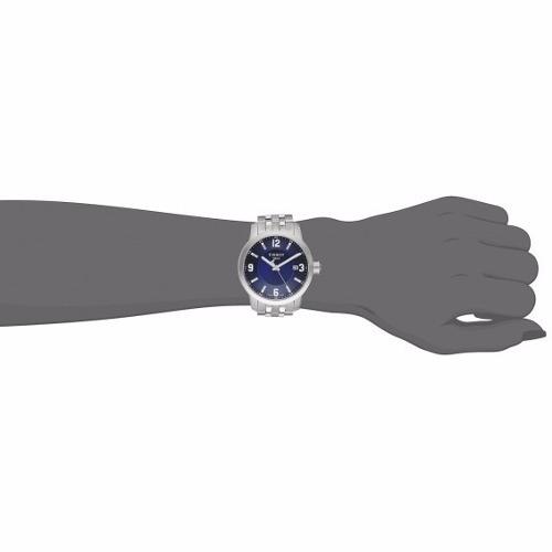 reloj tissot prc 200 t0554101104700 hombre agente oficial
