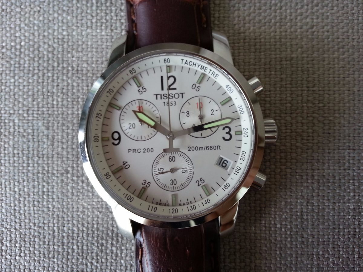 26f3f3e2d Reloj Tissot Prc 200 T17.1.516.32 Consultar Precio - $ 16.845,00 en ...
