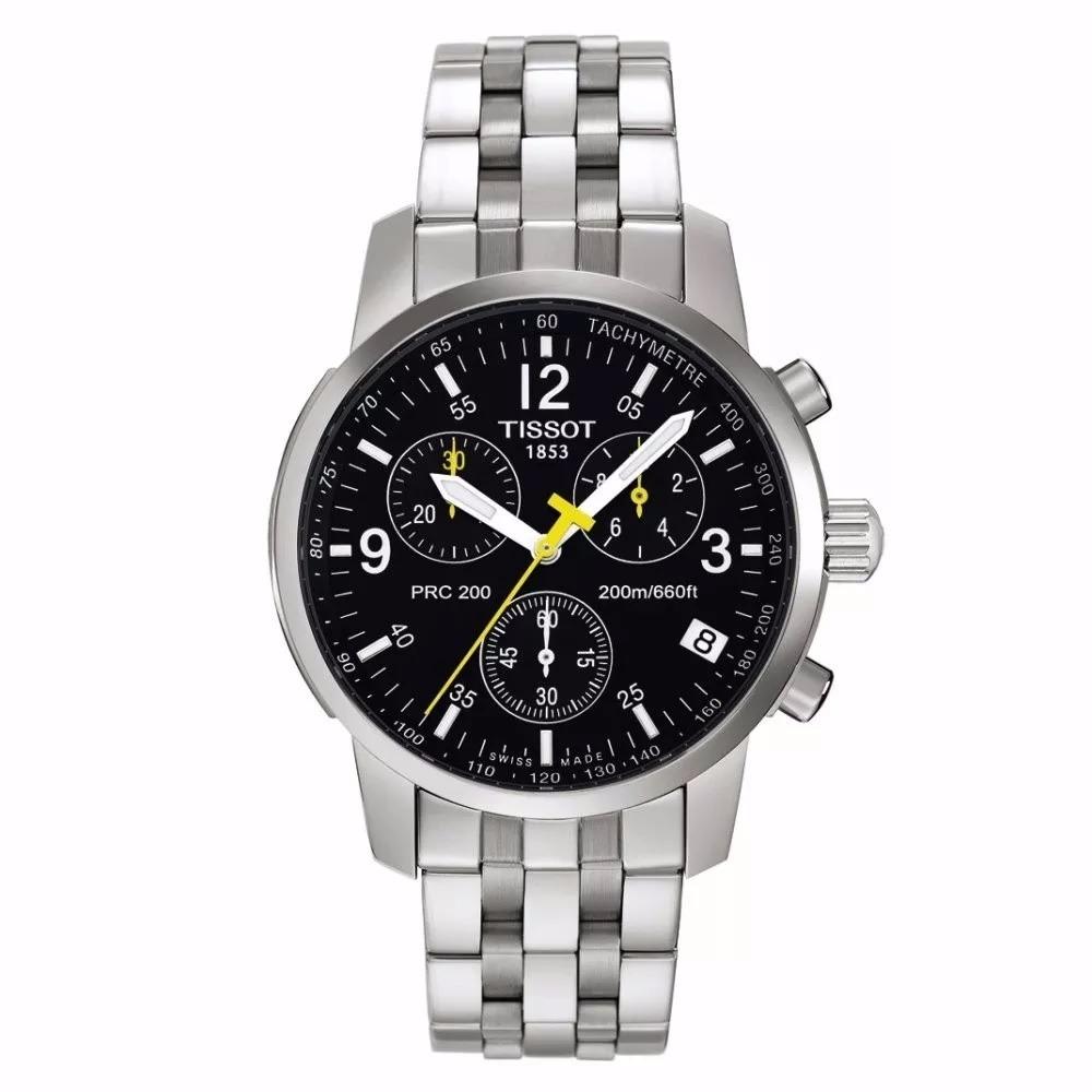 0a7cf47f767 Reloj Tissot Prc 200 T17158652 Fondo Negro. -   14.100