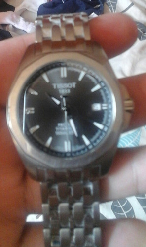 reloj tissot prc100