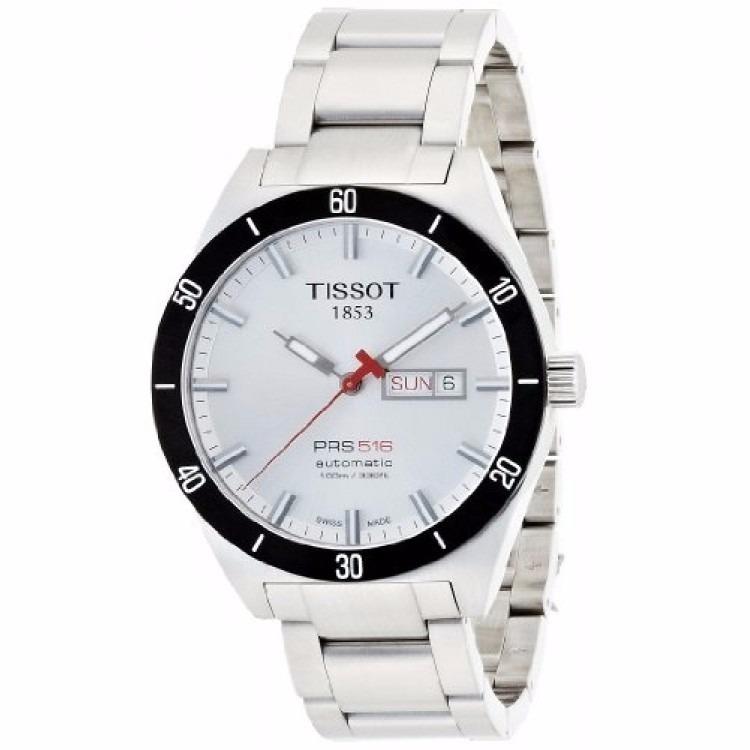 8cb467cd15fc Reloj Tissot Prs 516 Automatic T0444302103100 Hombre -   18.495