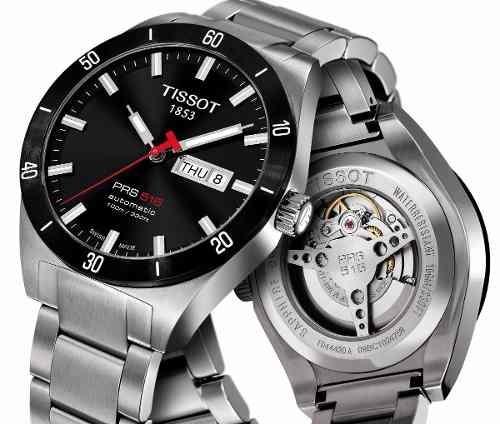 a89b786173c9 Reloj Tissot Prs 516 Automatic T0444302105100 Hombre -   18.495