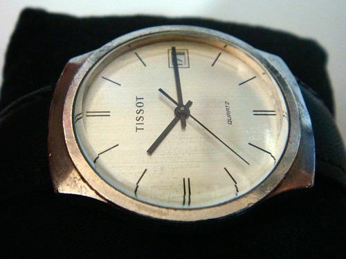 reloj tissot quartz. swiss made. 100% original.