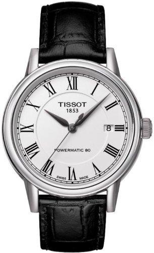 reloj tissot t negro u6