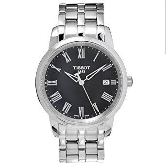 reloj tissot t plateado w37