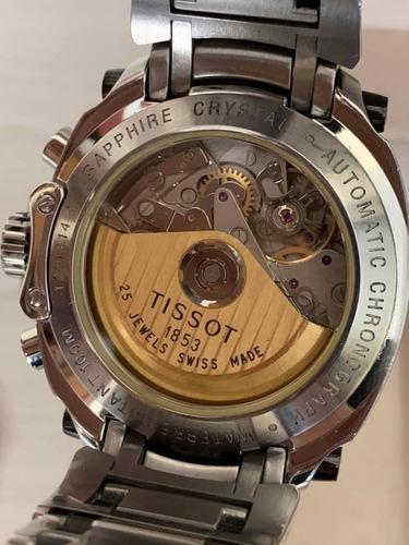 reloj tissot t race automatico para caballero