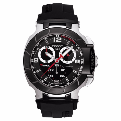 reloj tissot t-race chronograph t0484172705700 e-watch