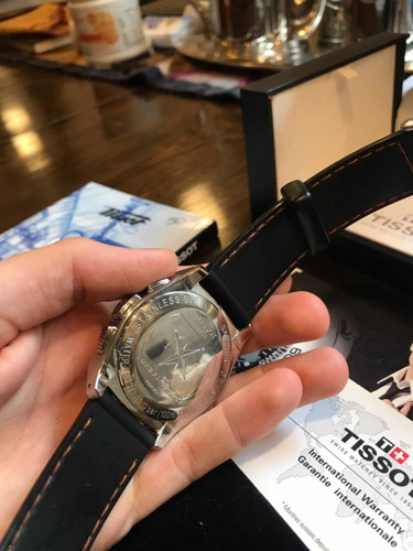reloj tissot t touch ( race touch )