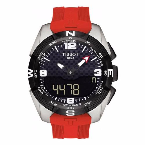 reloj tissot t-touch solar t0914204705700 ghiberti