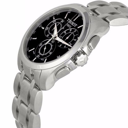 reloj tissot t0356171105100 couturier suizo zafiro