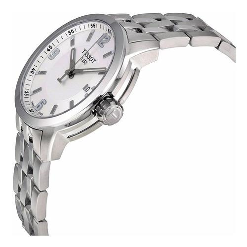 reloj tissot t0554101101700 prc 20 atm cristal zafiro suizo