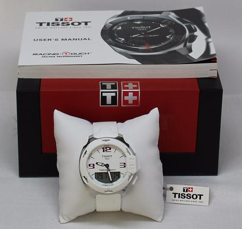 reloj tissot t0814201701700 para hombre entrega inmediat