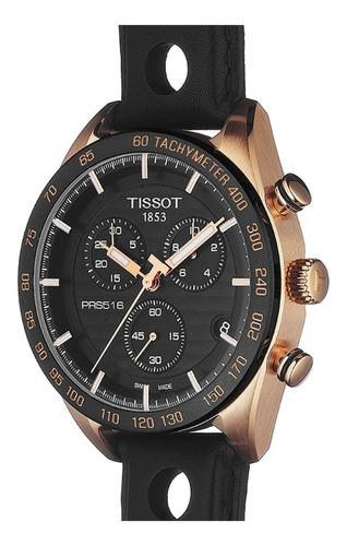 reloj tissot t100.417.36.051.00 prs516 en estuche nuevo