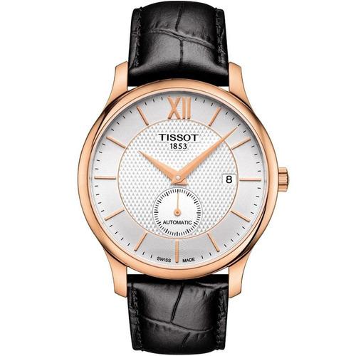 reloj tissot tradition automático original t0634283603800