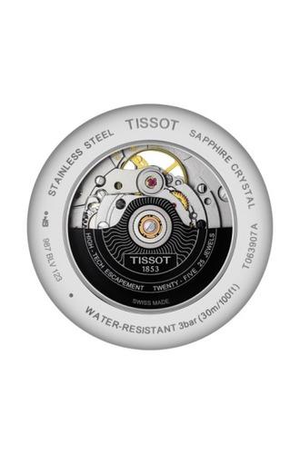 reloj tissot tradition powermatic 80 t0639071605800 original