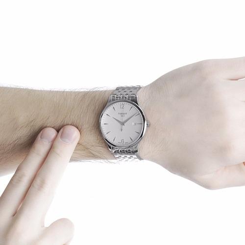 reloj tissot tradition t0636101103700 ghiberti