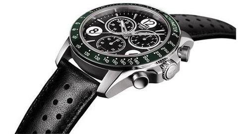 reloj tissot v8 chronograph t1064171605700 hombre   original