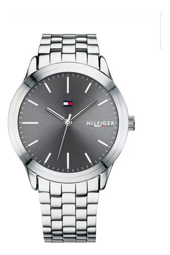 reloj tommy hilfiger 100% original - th 1791444 - acero