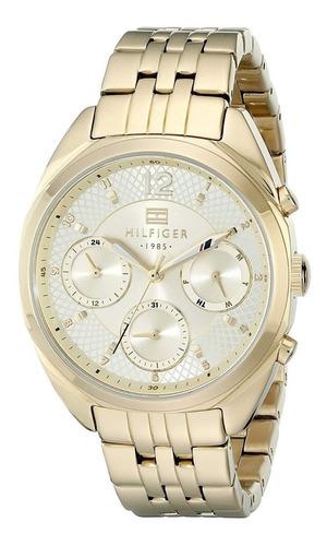 reloj tommy hilfiger 1781486 mujer original agente oficial