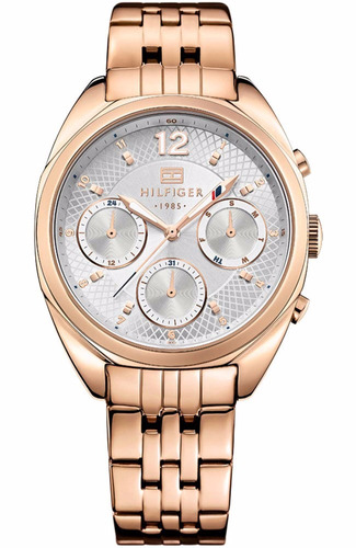 reloj tommy hilfiger 1781487 mujer agente oficial
