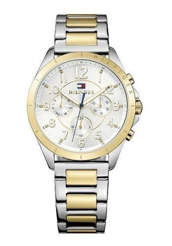 b4f924b708ab Reloj Tommy Hilfiger 1781607 Acero Plateado Y Dorado Mujer ...