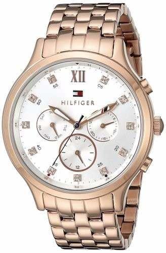 reloj tommy hilfiger  1781611 mujer agente oficial