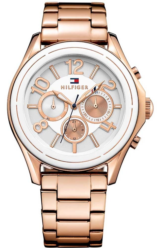 Relojes tommy hilfiger mujer rosa