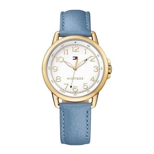 89915a6e3b0d Reloj Tommy Hilfiger 1781653 - Mujer Malla Cuero Celeste -   4.995 ...