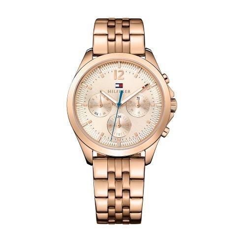 ad270728aa94 Reloj Tommy Hilfiger 1781700 Acero Dorado Mujer -   559.900 en ...