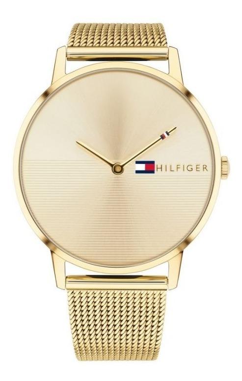 fotografía legal elevación  Reloj Tommy Hilfiger 1781972 Dorado Mujer - $ 799.900 en Mercado Libre