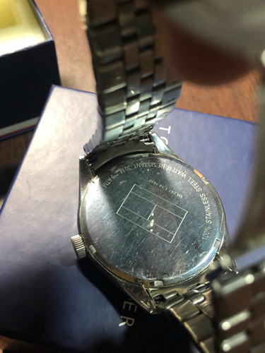 reloj tommy hilfiger 1791071 hombre original
