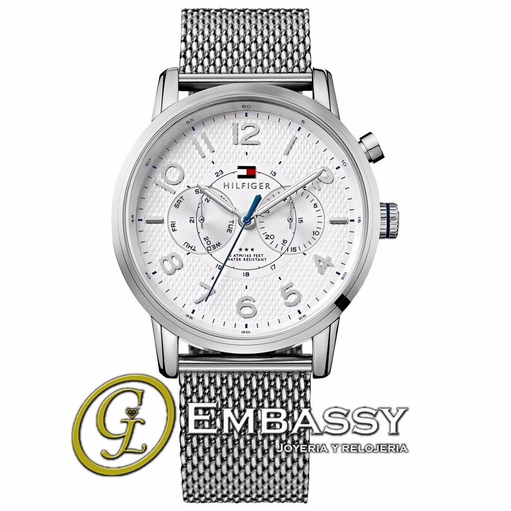 4de46f84e86b Reloj Tommy Hilfiger 1791087 Hombre